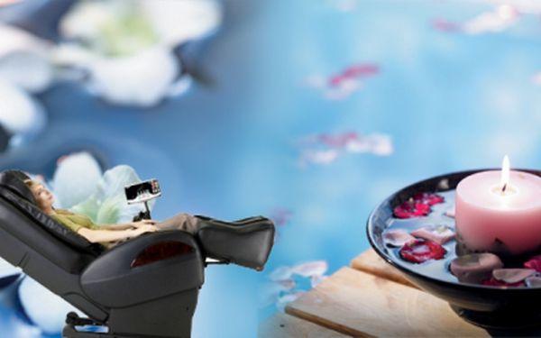 20 ti minutová relaxace v masážním křesle za fantastických 90 Kč! Navštivte studio Liss v Liberci! Čeká zde na Vás příjemná obsluha, profesionální služby a nejmodernější masážní křeslo roku 2010! Kvetoucí čaj v ceně! Sleva 55 %!