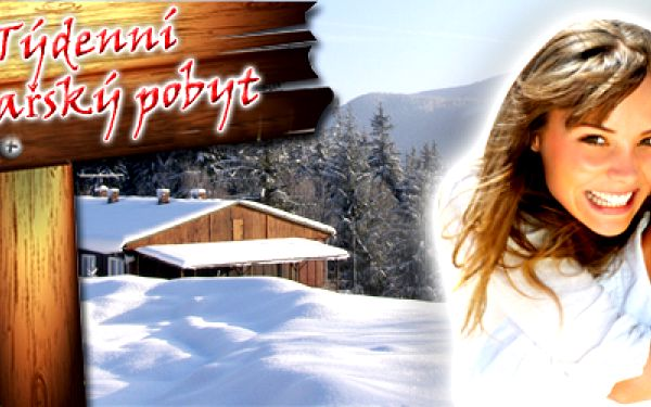 Neodolatelný 6-ti denní lyžařský pobyt s polopenzí za neskutečnou cenu 1855 Kč! Cena zahrnuje i wellness procedury, bazén a bowling!