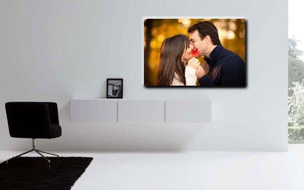 Ohromíte rodinu i kamarády FOTOOBRAZEM 30 x 40 cm na kvalitním malířském plátně i S POŠTOVNÝM.