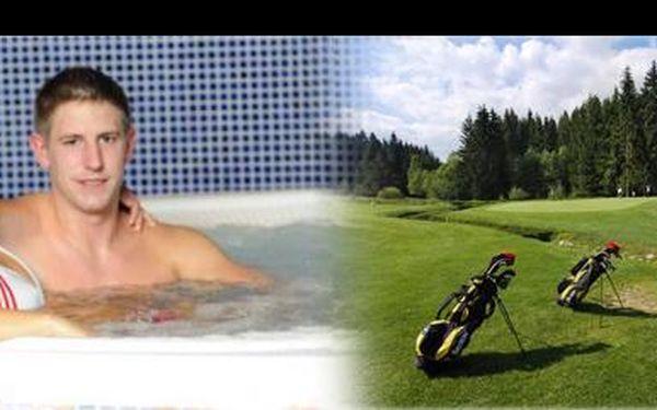Iba 191€ za 3 dňový liečebný pobyt v Mariánskych Lázních v ****hoteli Morris spojený s Golfom. Uži si indoorový golf a relax teraz so 48% zľavou.
