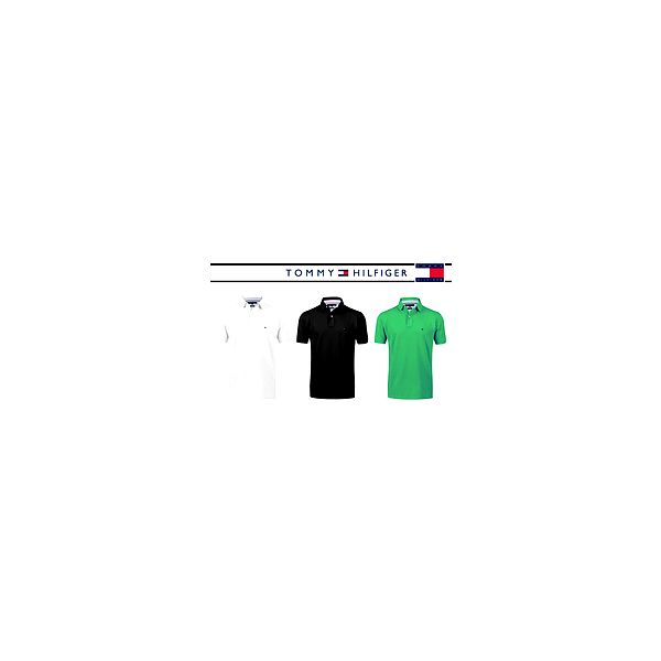 799 Kč místo 1 690 Kč - Vánoční dárek pro NĚJ! Stylové a kvalitní trendy tričko Tommy Hilfiger – Polo Shirt, se slevou 53 %. TOP nabídka!