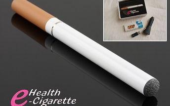 Elektronická cigareta s 10 náplněmi jen za 219 korun!