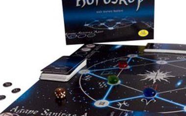 Vytvořte si svůj vlastní horoskop! Společenská hra HOROSKOP o věštbě a osudu!