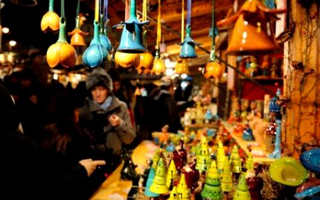 Celodenný VIANOČNÝ VÝLET do BUDAPEŠTI s prehliadkou a návštevou adventných trhov! Zažite najkrajšiu metropolu Maďarska v romantickom období len teraz s 37% zľavou!