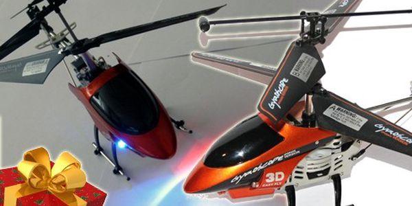 Hit letošních Vánoc! Dálkově ovládaný vrtulní RC Falcon za pouhých 599 Kč. Ideální dárek nejen pro Vaše děti! Šťastný úsměv, obrovská radost a Vaše spokojenost! Poslední šance s možností osobního odběru či doručení po celé ČR.