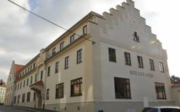 ZABIJAČKOVÉ VÍKENDY NA ŠUMAVĚ jen 1750Kč za TŘI dny pro DVĚ osoby v hotelu Zlatá hvězda *** v bráně Šumavy - Vimperku se slevou 50%