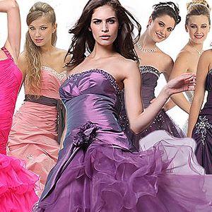 V luxusních šatech všechny okouzlíte, přítomným pánům i dech vyrazíte. 50% sleva na půjčení společenských šatů, ve kterých budete nepřehlédnutelná. Nabízíme široký výběr šatů světových značek.