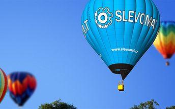 2999 Kč za vyhlídkový let balonem nad českou krajinou! Skvělý dárek, stylově vyzdobený balon avíce než 60 minut zážitkového letu.