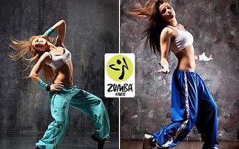 Při Zumbě roztancujte boky, přidejte kroky a udělejte se svým tělem pokroky. 61% sleva na jednorázový vstup na Zumbu, efektivní a zábavné cvičení, při jedné lekci spálíte 300 - 1 000 kcal.