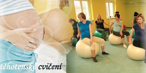 Zúčastněte se těhotenského cvičení s lektorkami Studia pro ženy se slevou 50%. Cvičení má přínos pro rozvoj psychiky a motoriky Vašeho dítěte.