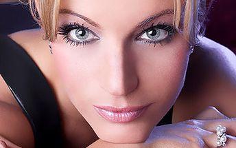 Skvělých 340 Kč za 20 minutové ošetření laserem - odlíčení, nanesení speciálního laserového gelu, aplikace laserového světla, denní krém, lehké líčení (pudr, řasenka). Dopřejte si krásnou a zdravou pokožku se slevou 58 %!