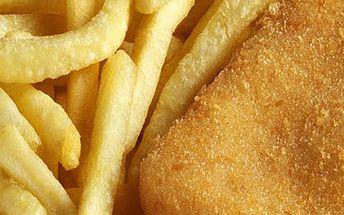 Pouhých 39 Kč za 2ks lahodně rozteklého sýra obaleného v trojobalu s tatarkou, či kečupem, s porcí hranolků! Česká klasika, nejgeniálnější vynález po párcích v rohlíku se slevou 48 %!