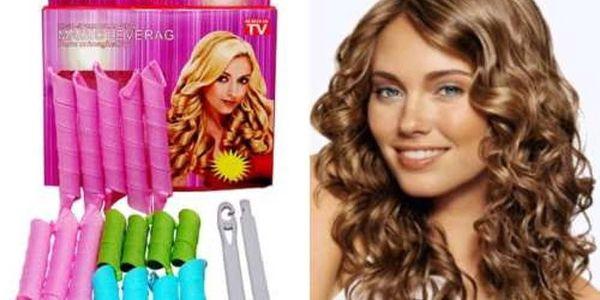 PLESOVÁ SEZÓNA začíná!!! Kouzelné natáčky jako Vánoční dárek! Vaše vlasy budou zářit!