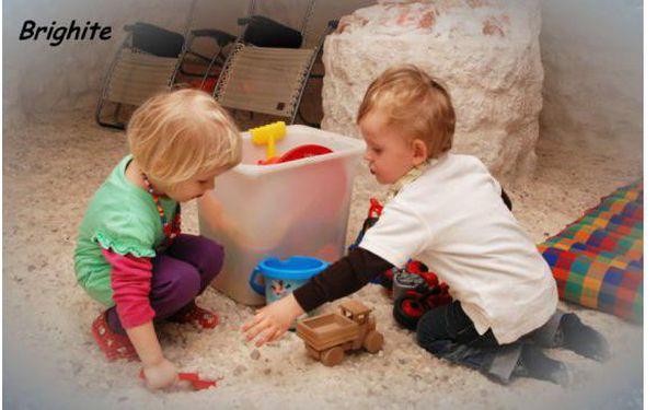 Hravá sobota v solné jeskyni pro děti od 3 do 5 let