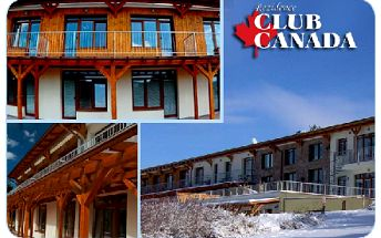 Ubytování pro 2 osoby na 3 dny 2 noci v luxusních apartmánech CLUB CANADA s výhledem na Lipenské jezero a šumavské kopce. EXTRA horská kola, sauna, fitness a Nordic walking ZDARMA.