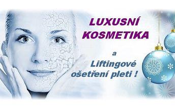 (1)nevíte, co koupit pod stromeček? Máme ideální balíček luxusní kosmetiky a kosmetického ošetření k tomu!