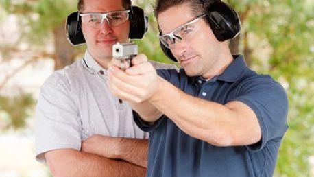 Máte přesnou mušku? Vyzkoušejte si terč a pušku! 50% sleva na střelbu z různých zbraní na asfaltový terč, zastřílíte si z pistole, samopalu, vojenské pušky i brokovnice.