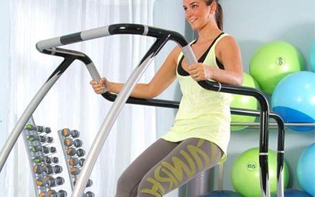 Posilování na stroji Fiveriders Vám půjde skvěle, snadno zpevníte tělo celé. 50% sleva na 30 minut cvičení na revolučním stroji Fiveriders, posílí svaly celého těla a aktivuje hluboký stabilizační systém páteře.