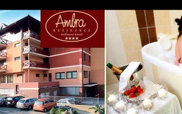 Dopraj si relax v centre kúpeľníctva v Luhačoviciach s perfektnou 40% zľavou! Iba za za 122,- € si užiješ 4 dni v luxusnom hoteli s bohatým wellness programom!