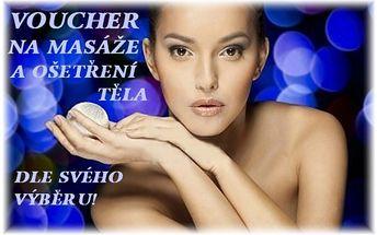 Vyberte si podle svého netradiční nebo klasické masáže a luxusní oštření vašeho těla!