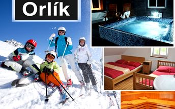 8denní pobyt v Peci pod Sněžkou se ski-passem s 40% slevou!