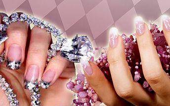 KOMPLETNÍ MODELACE GELOVÝCH NEHTŮ, včetně zdobení. Bude Vám poskytnuta dokonalá péče o Vaše nehty. Pro krásné a upravené ruce.