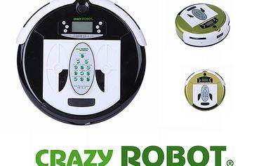 Robotický vysavač jen za 3999 Kč! Uklidí jakkoli velké prostory!