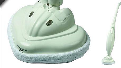 Parní mop KB2008C produkuje horkou páru, která se dostane i na těžko přístupná místa a poradí si i s odolnou špínou. Přístroj je navržen na čištění různých typů podlahových krytin (například mramor, keramika, kámen, linoleum, parkety a lakované dřevěné podlahy).