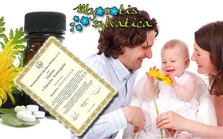 Vstupní vyšetření u certifikovaného homeopata. V ceně je diagnoza případu, určení vhodného homeopatického léku!