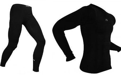 TERMOPRÁDLO Newline za vyteplených 562 Kč! Triko s dlouhým rukávem nebo kalhoty