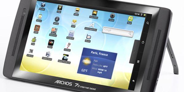 Tablet Archos 70TI, 250MB