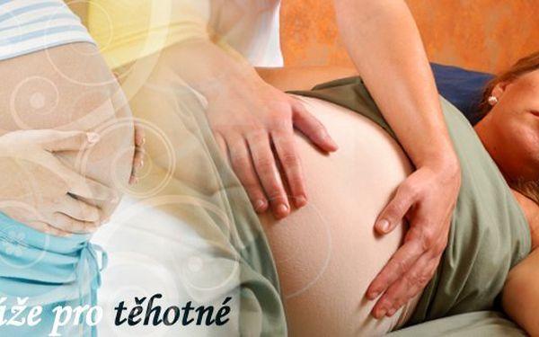Těhotenská masáž Studia pro ženy se slevou 50% - je určena právě pro Vás, ženy v očekávání. Po těhotenské masáži se budete cítit výborně fyzicky i psychicky!
