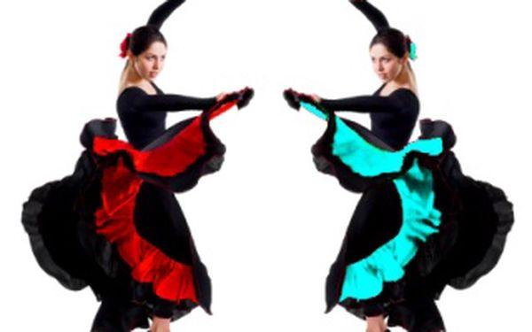 Udělejte si radost a zajděte si na kurzy latinsko-amerických tanců pro ženy. 15 lekcí jen za 1.050,-!!!