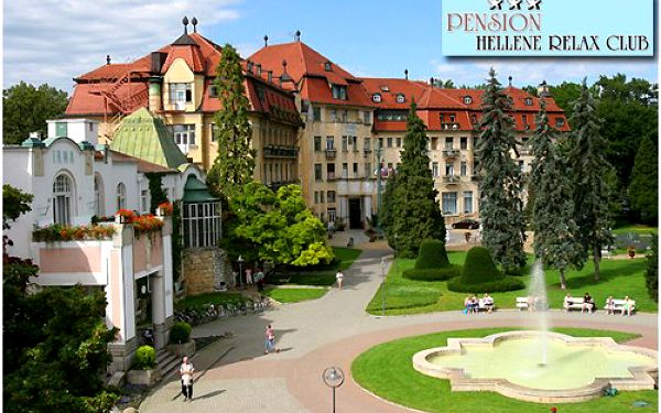 Relaxační pobyt v penzionu Hellene Relax Club na 3 dny a 2 noci v Piešťanech se 49% slevou za 3209 Kč! Objevte krásu tohoto světoznámého nádherného lázeňského města!
