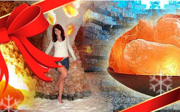 """Mikulášská NADÍLKA začíná! Exkluzivní seance v krásné, solno-jodové jeskyni ze 4 druhů soli za neopakovatelnou cenu 49 Kč (hodnota 160 Kč)! Přijďte """"dobít baterky"""" do jedné z nejnovějších a nejmodernějších jeskyní v Praze! Dopřejte sobě a svým blízkým zdravou relaxaci a příjemné dýchání pravidelně! Absolutní regenerace v solné jeskyni Salma se skvělou slevou 69% pomůže, ale také velmi potěší!"""