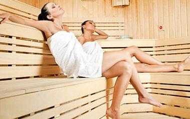Navštivte saunu a odskočte si od denního koloběhu. Saunování zlepšuje otužilost i činnost krevního oběhu. 38% sleva na návštěvu soukromé sauny pro DVĚ osoby v délce 60 minut.