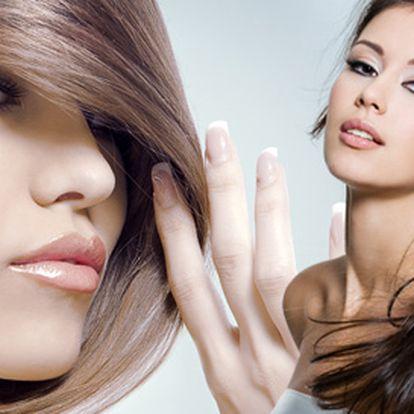 318 Kč za profesionální střih a kompletní péči o vlasy v hodnotě 1060 Kč v salonu Dolce Diva.