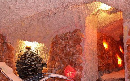 Bojujte proti stresu a únavě zdravě. V solné jeskyni se uleví tělu i hlavě. 58% sleva na dva vstupy, nebo pro dvě osoby do solné jeskyně v délce 45 minut, solná jeskyně Vám pomůže při dermatologických chorobách stresu i únavě.