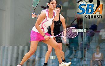 1 hodina squashe pro DVA za 119 Kč. Protáhněte si ztuhlé svaly s 59% slevou!