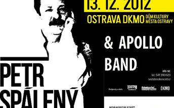 Koncert Petra Spáleného s 40% slevou! Zajistěte si lístky na 13.12.2011!