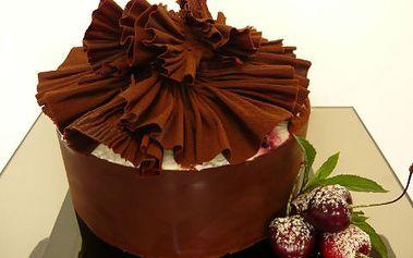 Ručně zdobený dort Batul od mistra cukráře!