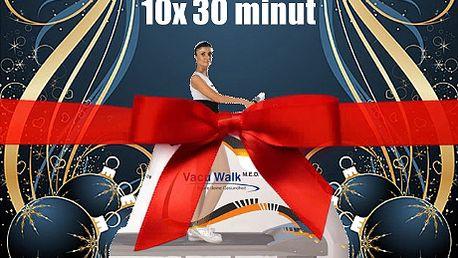 1250 Kč za permanentku na 10 vstupů na Vacu walk, TEN PRAVÝ VÁNOČNÍ DÁREK. Účinná metoda k léčbě celulitidy! Studio Fitness Power pro Vás připravilo nabídku na 10x 30 minut chůze v podtlakovém prostoru přístroje Vacu walk. Skvělý nápad na dárek pro Vaše blízké.