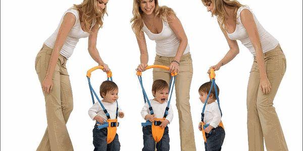 Dětské popruhy za NEJLEPŠÍ CENU 199 Kč! Díky této pomůcce naučíte své dítě chodit bezpečně a hravě!