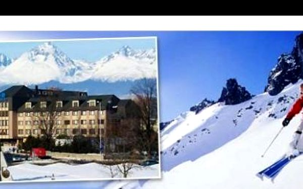 Milovníci lyžování, běžkování či cykloturistiky pozor! Užijte si ve dvou 4 dny ve Vysokých Tatrách v hotelu Poprad s 52% slevou. Nabídka platí i přes vánoční svátky!