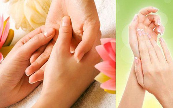 Jen 117 Kč za parafínový zábal a masáž rukou. Uvolňující masáž a hedvábná pokožka se slevou 40 %