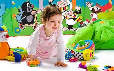 O Domu plném pohádek sní každá holčička i chlapeček. 36% sleva na rodinné vstupné do Domu pohádek.