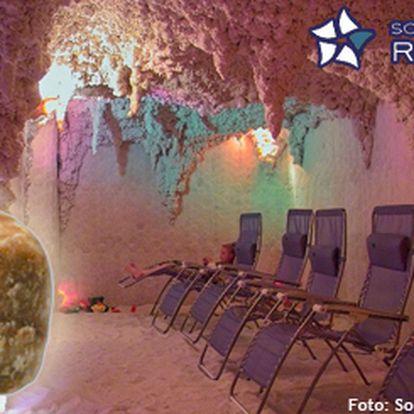 150 Kč za 1 vstup do Solné jeskyně RELAX a solnou lampu na svíčku. Dopřejte sobě a svým blízkým relaxaci při pobytu v solné jeskyni a odneste si solnou lampu jako dárek!