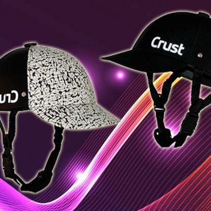 Stylová vyztužená čepice v mnoha variantách značky Crust se slevou 53%!