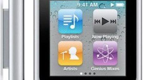 Špičkový přehrávač MP3 GetNona Pod. Mějte až 8 GB hudby vždy při sobě v příjemně malé EMPÉTROJCE!