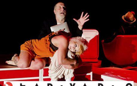 Jen 108 Kč za DIVADELNÍ představení VŠICHNI JSME MARLENE DIETRICH aneb STUDIE ODYSSEA! Přijďte se i Vy podívat do brněnského HaDivadla na toto vynikající představení se slevou 51 %!